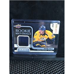 KEVIN FIALA 2015-16 UD ROOKIE MATERIALS JERSEY SERIES 2