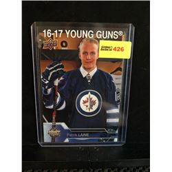 PATRIK LAINE 2016-17 YOUNG GUNS DRAFT SPRING EXPO