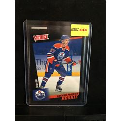 CONNOR McDAVID 2016 UD NHCD ROOKIE VICTORY CARD VB 17
