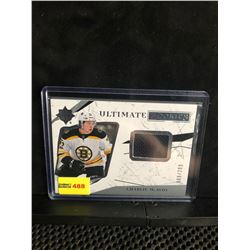 CHARLIE MCAVOY 2017-18 ULTIMATE ROOKIES COLLECTION 008/299