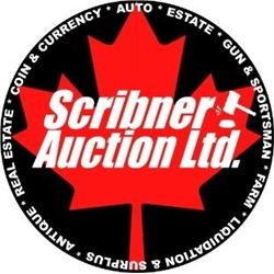 SCRIBNER AUCTION : 780-842-5666 : WAINWRIGHT, AB, CAN