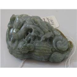 Chinese Jade Paperweight