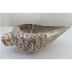 Indian Sterling Conca Worship Vessel