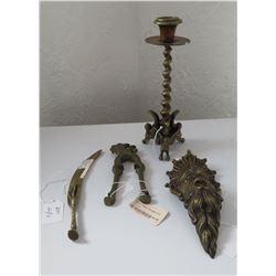 Bronze & Brass Collection