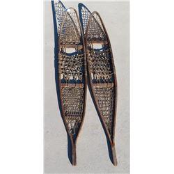 Antique Canadian Snow Shoes
