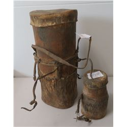 2 African Drums