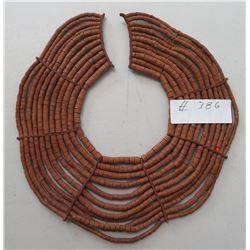 Unusual Coconut Necklace