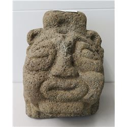 Large Olmec Head