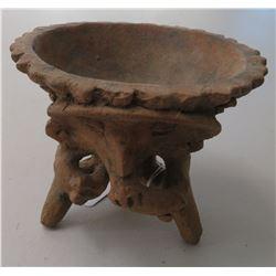 Human Effigy Bowl