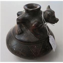 Colima Dog Pot
