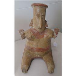 Large Ceramic Woman