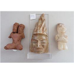 3 Human Figures