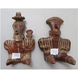 Pair of Jalisco Figures