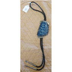 Large Navajo Bolo Tie