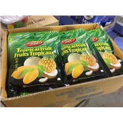 Case of 12 x 200gDried Tropical Fruit Snacks