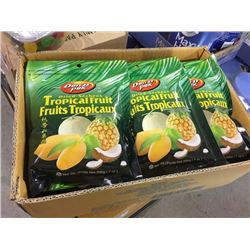 Case of 12 x 200g Dried Tropical Fruit Snacks