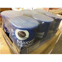 Case of of 6 x 500g Maxwell House Coffee