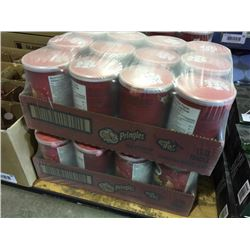 Lot of 2 cases Ketchup Pringles