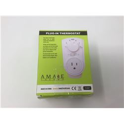 Amanze Plug-In Thermostat
