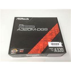 ASRockRyzenA320 AM4 Socket Mini-Atx Motherboard