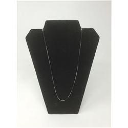 S.S Herringbone Necklace