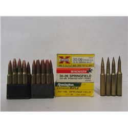 30-06 SPRG AND 263 WIN MAG