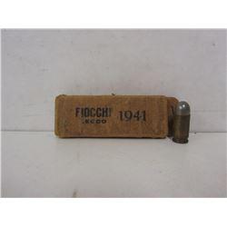 7,65MM FIOCCHI GECCO 1941