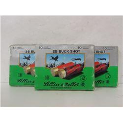 12GA 00 BUCK SHOT