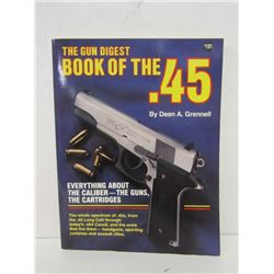 TWO 45CAL PISTOL BOOKS