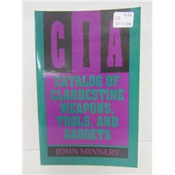 BOOK ON THE CIA WEAPONS AND TOOLS