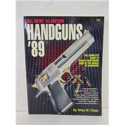 """HANDGUNS"" BOOKS"