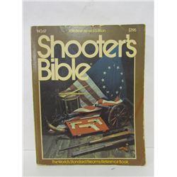SHOOTER'S BIBLES AND GUN DIGEST
