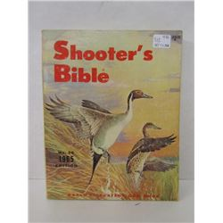 """SHOOTER'S BIBLE NO. 56"" BOOK"
