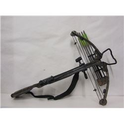 PARKER COMPOUND CROSSBOW WITH CASE