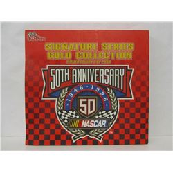 NASCAR 50TH ANNIVERSAY DIE CAST CAR COLLECTION