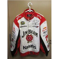 JH DESIGN ROBBY GORDON NASCAR NEXTELCUP JACKET