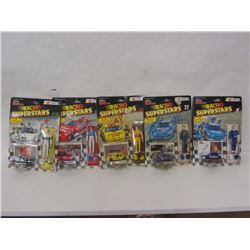 RACING SUPERSTARS CARS & ACTION FIGURES
