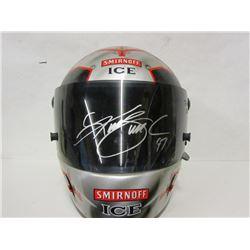 #97 SMIRNOFF SIGNED FULL SIZE NASCAR HELMET