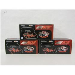 THREE DALE EARNHARDT 1:32 SCALE STOCK CARS