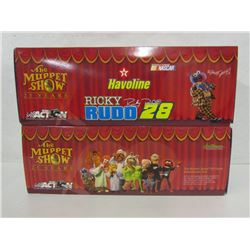 MUPPETS 25TH ANNIVERSARY 1:24TH SCALE STOCK CARS