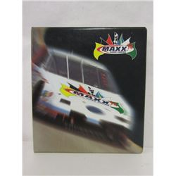 COLLECTION OF MAXX RACE CARDS FROM 1994