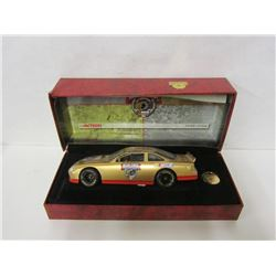 NASCAR COUNTRY 50TH ANNIVERSARY CAR AND MEDALLION
