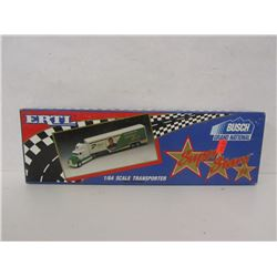 SIGNED HARRY GANT 1:64TH SCALE TRANSPORTER