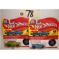 Hot Wheels 25th Anniversary Die Cast Cars-Series A