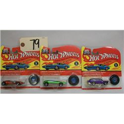 Hot Wheels 25th Anniversary Die Cast Cars-Series B
