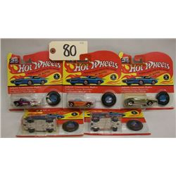 Hot Wheels 25th Anniversary Die Cast Cars-Series C