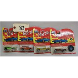 Hot Wheels 25th Anniversary Die Cast Cars-Series F