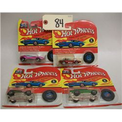 Hot Wheels 25th Anniversary Die Cast Cars-Ser. G1