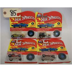 Hot Wheels 25th Anniversary Die Cast Cars-Ser. G2