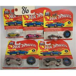 Hot Wheels 25th Anniversary Die Cast Cars-Series H